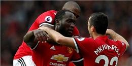 ĐIỂM NHẤN M.U 4-0 Everton: Không Pogba, Matic 'cân team'. Lukaku không thể ngừng ghi bàn
