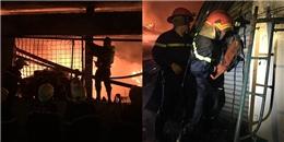 Sài Gòn: Cháy cực lớn ở quận Tân Phú, hàng trăm chiến sĩ đang khẩn trương chữa cháy