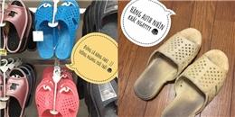 Dân mạng nói gì về đôi dép tổ ong huyền thoại của Việt Nam đang trở thành mốt ở Nhật