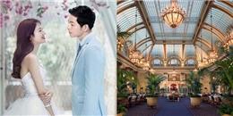 yan.vn - tin sao, ngôi sao - Hé lộ toàn bộ địa điểm tuyệt đẹp Song Joong Ki và Song Hye Kyo chọn để chụp bộ ảnh cưới thế kỷ