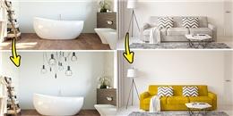 8 bí mật thiết kế tuyệt đỉnh giúp nhà bạn trong như một studio thực thụ