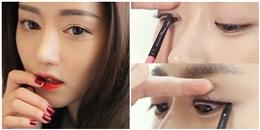 4 bí quyết trang điểm để mắt lúc nào cũng đẹp hoàn hảo
