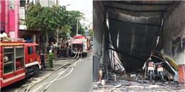 Sài Gòn: Cháy lớn tại quận Tân Bình khiến 1 người tử vong và 2 người bị thương nặng
