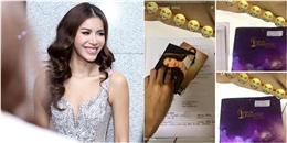 Lộ hồ sơ Minh Tú từng chuẩn bị dự thi Hoa hậu Hoàn vũ Việt Nam 2017?