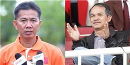 HLV Hoàng Anh Tuấn kêu bị hack facebook, bầu Đức nói ông Tuấn không đủ trình độ làm HLV đội tuyển
