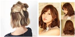Tuyệt chiêu hô biến tóc mỏng thành dày cực hiệu quả