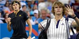 'Thần đồng' Alexander Zverev bị loại sớm ở US Open 2017: Tre già, măng vẫn chưa chịu mọc