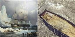 """Lời giải """"2 tàu ăn thịt người"""" mất tích 170 năm ở Bắc Cực"""