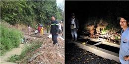 Bé trai rơi xuống cống ở Đồng Nai được tìm thấy tận Bình Dương
