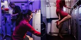 Đằng sau vẻ ngoài hào nhoáng, đây là những góc khuất chân thật nhất của nghề tiếp viên hàng không