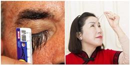 Bộ lông mi 12,4 cm dài nhất thế giới thuộc về người phụ nữ này
