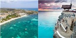 Những hòn đảo thiên đường du lịch ở Caribe