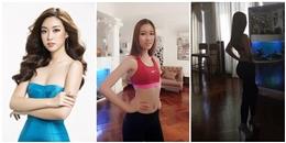 yan.vn - tin sao, ngôi sao - Hoa hậu Mỹ Linh tự tin thể hiện khả năng catwalk điêu luyện trước thềm Miss World 2017