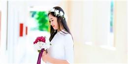 yan.vn - tin sao, ngôi sao - Nữ sinh 9X quần jeans, chân trần gây chú ý ở Hoa hậu Đại dương 2017