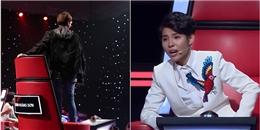Soobin đứng hẳn lên 'ghế nóng', Vũ Cát Tường bật khóc nức nở trước sóng truyền hình