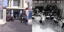 Những hình ảnh đầu tiên về tên cướp 200 triệu ở ngân hàng tại Vĩnh Long