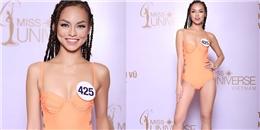 Mai Ngô khoe da nâu, vóc dáng chắc khỏe tại Hoa hậu Hoàn vũ 2017