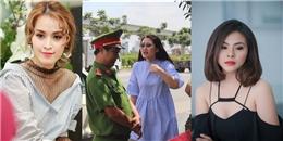 Ngọc Lan tranh cãi với CSGT, sao Việt nói gì?