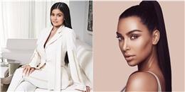 Kylie trở thành tỷ phú ở tuổi 25, Kim sẽ đánh mất 'vương miện' nhà Kardashian?