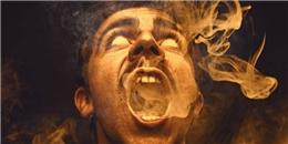 'Hiệu ứng sợi bấc' trong hiện tượng người tự cháy thành tro