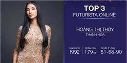 Vượt mặt Mâu Thủy, Mai Ngô, Hoàng Thùy có chiến thắng đầu tiên tại Hoa hậu Hoàn vũ 2017