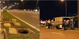 Sài Gòn: Nhân viên điện lực hoảng hốt phát hiện thi thể người đàn ông đang phân hủy dưới cống ngầm