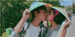 yan.vn - tin sao, ngôi sao - Bạn gái Hoài Lâm khoe ảnh hôn nhau giữa đường sau khi bị chỉ trích chuyện tình yêu