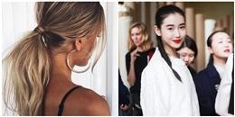 3 kiểu tóc cực đẹp dành cho những ngày tóc bị bết dầu
