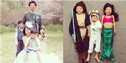 """Không nghi ngờ gì nữa, đây chính là gia đình Nhật Bản """"nhây"""" nhất, nhưng cũng đáng yêu bậc nhất"""