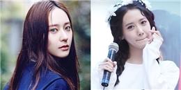 BXH nữ thần xứ Hàn tháng 8 tại Trung, Yoona - Krystal đối đầu trực diện
