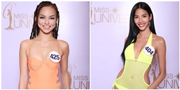 Mai Ngô lại vắng mặt, Hoàng Thùy đã vào Bán kết Hoa hậu Hoàn vũ Việt Nam 2017