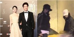 yan.vn - tin sao, ngôi sao - Triệu Lệ Dĩnh bị bắt gặp qua đêm tại nhà Phùng Thiệu Phong