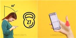 Bỏ ngay những thói quen sử dụng smartphone sau nếu không muốn ôm hận
