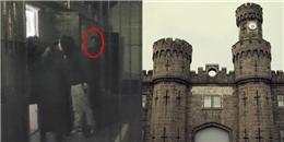 Chụp hình ở nhà tù cổ xưa, về xem lại hình mới phát hiện