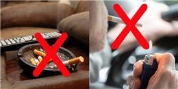 Thực tại đáng sợ: khói thuốc bám trên quần áo cũng có thể phá hủy nội tạng