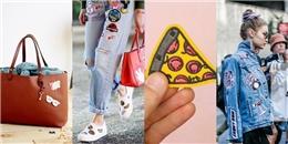 Back to school: 5 phút để F5 toàn bộ tủ quần áo của bạn với trào lưu stickers