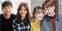 """Những cặp đôi """"phim giả tình thật"""" đình đám nhất làng giải trí Hàn Quốc"""