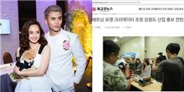 yan.vn - tin sao, ngôi sao - Kaity Nguyễn được báo Hàn hết lời khen ngợi về nhan sắc