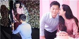 yan.vn - tin sao, ngôi sao - Lý Thần cầu hôn Phạm Băng Băng thành công, Dương Mịch, Ngô Diệc Phàm cùng dàn sao nô nức chúc mừng