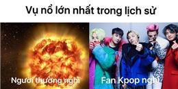 """yan.vn - tin sao, ngôi sao - """"Cười chảy nước mắt"""" với hàng loạt khái niệm mới ra đời khi fan Kpop đi học"""