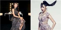 Sau The Face, Lan Khuê tiếp tục ngồi ''ghế nóng'' Hoa hậu Đại dương 2017