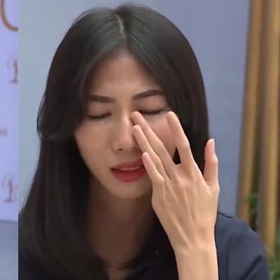 Cao Ngân bật khóc khi bị miệt thị: