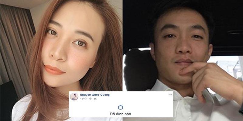 yan.vn - tin sao, ngôi sao - HOT: Không còn che giấu, Cường Đôla - Đàm Thu Trang chính thức đính hôn với nhau?