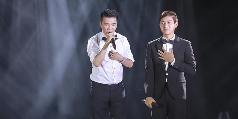 """yan.vn - tin sao, ngôi sao - Mr Đàm gọi Hoài Lâm là """"ca thần"""" duy nhất khiến anh hoảng sợ vì giọng hát"""
