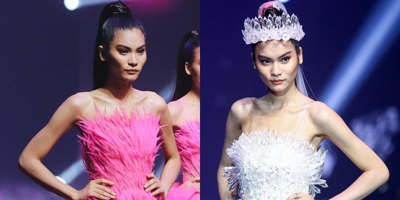 """yan.vn - tin sao, ngôi sao - Bị chê một màu và quá """"nhạt"""", Quán quân Next Top Model 2017 nói gì?"""