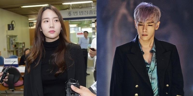 """yan.vn - tin sao, ngôi sao - Dispatch tiết lộ hình ảnh """"bạn gái cũ"""" của T.O.P tại phiên tòa kháng cáo"""