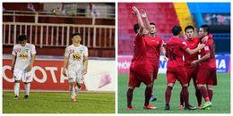 Tổng hợp V-league ngày 14/10: Ronaldo xứ Nghệ tỏa sáng, HAGL ôm hận tại Pleiku