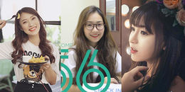 3 cô nàng nữ sinh trường Phan Bội Châu chứng tỏ con gái xứ Nghệ vừa xinh vừa giỏi nức tiếng