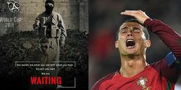 Sau Neymar và Messi, IS đã 'sờ' đến C.Ronaldo