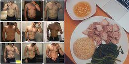 Chàng du học sinh hot boy chia sẻ chế độ ăn chuẩn chỉnh để giảm cân và cơ thể luôn khoẻ mạnh